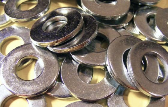 Washers for high-strength bolts
